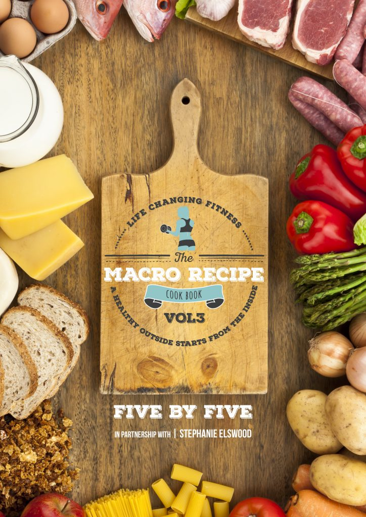 The macro recipe book vol 3 5 by 5 ebook the 8020 lifestyle plan the macro recipe book forumfinder Images
